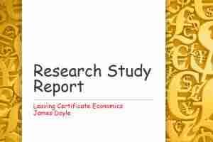 LC Economics: Webinar Video
