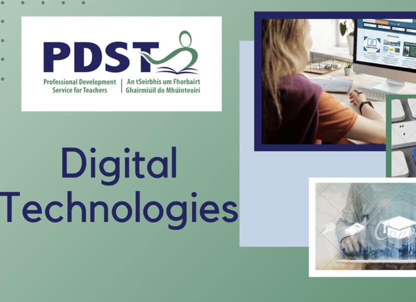 PDST Digital Technologies image
