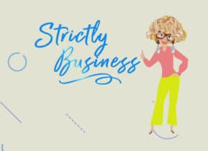 strictly business image