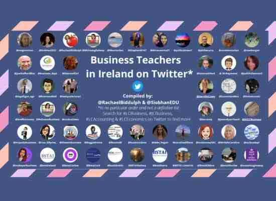 Business Teachers in Ireland on Twitter